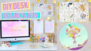 Desk Organization Diy Desk Organization And Decor Pinterest Tumblr Inspired