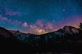 1600x1200 Shooting Star Milkway Galaxy ...