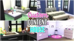 sims 3 cc furniture. Beautiful Sims 3 Furniture Tumblr #4 - The 4 Custom Content House Build YouTube Cc T