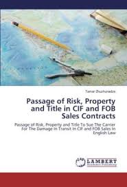Cif Fob Contracts - Abebooks