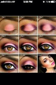 cute valentines day makeup