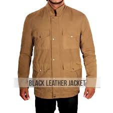 m 65 military style khaki field jacket