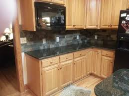 Kitchens With Uba Tuba Granite Uba Tuba Granite Countertops 30 70 Stainless Steel Sink 3x6 Slatty
