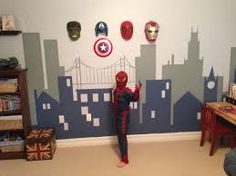Superheroes Bedroom 17 Best Ideas About Boys Superhero Bedroom On Pinterest
