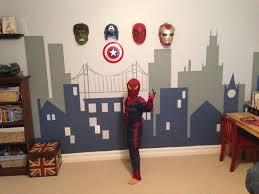 Superhero Themed Kids Rooms