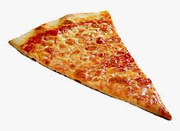 Pizza -pizza Png Tumblr - Large Cheese Pizza Slice, Transparent Png , Transparent Png Image - PNGitem