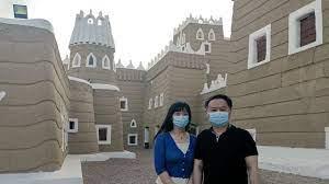 بالصور.. سفير الصين بالمملكة يزور قصر الإمارة في نجران: «أجريت حوارًا مع  التاريخ»