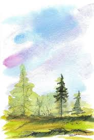 simple watercolor painting best 25 simple watercolor paintings ideas only on