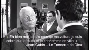 Jean Gabin Citation