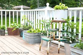 container garden vegetables. Easy Container Gardening | Vegetables And Herbs Tips For Growing A Garden In Containers. .