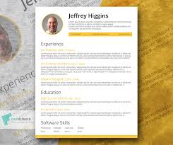 Smart Resume Adorable Creatively Smart A Stylish Resume Template Freebie Freesumes