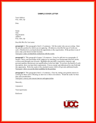 Apa Cover Letter Template Apa Example