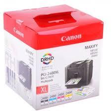 <b>Набор картриджей Canon PGI-2400XL</b> BK/C/M/Y 9257B004 ...