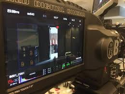 custom red xenomorph camera