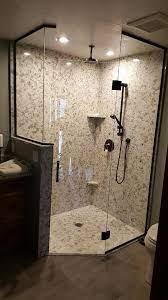 pental quartz serra shower walls and