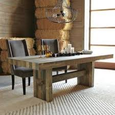 rustic contemporary furniture. Emmerson Dining Table Price: $999.00   Visit Store » Uploaded By Tracy Benjamin Rustic Contemporary Furniture E