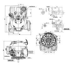 subaru vertical engine hp ohc hf x eavs subaru ea175v dimensional diagram