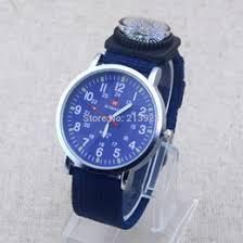 luminous dial mens watches suppliers best luminous dial mens whole womage new fashion mens boys sports numerals dial nylon wristbands luminous hands quartz wrist watch