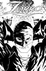 Disegno Da Colorare Zorro 5