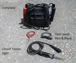 fix trailer lights instructions & diagrams Trailer Wiring Kit test equipment needed for trailer light testing