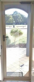 high security screen doors. High Visibility Full Length Security Screen Door Doors L