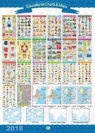 Educational Charts Manufacturers In India Educational Charts Maps Educational Charts Maps