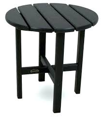 patio side tables medium size of outdoor garden table teak furniture accent canada