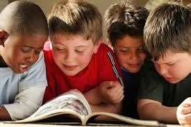 Image result for pics of students reading books