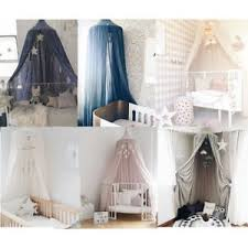Kids Girl Boy Bed Canopy Hanging Cotton Mosquito Net Reading Play ...