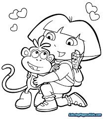 Nick Coloring Pages Nick Jr Para Awesome Coloring Sheets Pages Paw