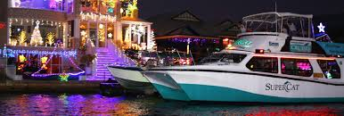 Mandurah Christmas Lights Boat Hire 100 Days Until The Mandurah Christmas Lights Cruises