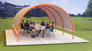 Outdoor Office Design Ideas The Next Office Is Outside Pop Up City