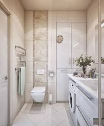 Bathroom Wardrobe Design Ideas Multifunctional Beige White Small - Beige bathroom designs