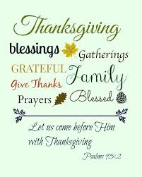 Famous Christian Quotes About Thanksgiving Best of Thanksgiving Sayings And Quotes
