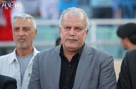 غلامرضا بهروان رئیس مسابقات لیگ برتر