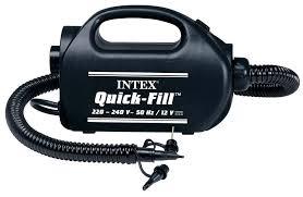 Электрический <b>насос Intex</b> 220/12В 68609 - цена, отзывы ...