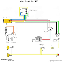 wiring diagram for cub cadet 149 the wiring diagram model 70 regulator wiring diagram · cub cadet