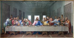 the last supper painting michelangelo google search
