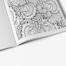 anti stress coloring book nature designs vol 1 page preview