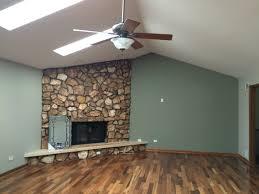 cornwall slate and amazing gray sherwin williams stone fireplace living room brazil nut floors