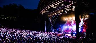 Frost Amphitheater Stanford Live
