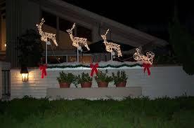 handmade outdoor christmas decorations. outdoor christmas decorations with homemade cute deer merrydonweb for decoration ideas handmade