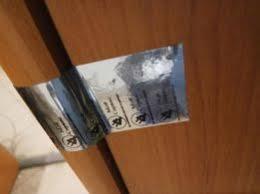 Архив Прошивка дипломных курсовых работ канальный переплет  Этикетки саморазрушающиеся пломбировочные стикеры защитные наклейки
