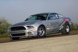 Second Generation Racer Chris Holbrook And His Mustang Cobra Jet ...