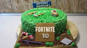 Fortnite Cake How To Make Fortnite Birthday Cake Step By Step
