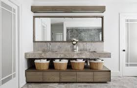 custom built bathroom vanity modern top very popular intended for made idea 0