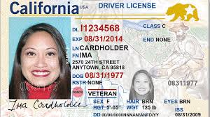 How Id Card Get California In org Real Cardfssn To A