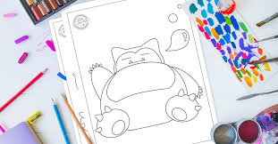 This coloring page is inspired by the pokémon you might meet in the pokémon mystery dungeon: 100 Best Free Printable Pokemon Coloring Pages Kids Activities Blog
