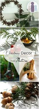 christmas decorations office kims. Christmas Decorations From Nature | DIY Natural Elements For Festive Decor Via Racheous Office Kims
