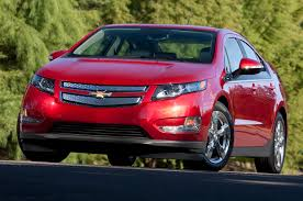 will the chevrolet volt use this new three cylinder engine 2014 chevrolet volt front three quarters view in red1